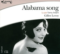 Gilles Leroy - Alabama song. 1 CD audio