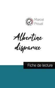 Marcel Proust - Albertine disparue de Marcel Proust (fiche de lecture et analyse complète de l'oeuvre).