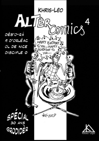 Krzysztof Khris-Léo - Altèr comics # Tome 4 : .