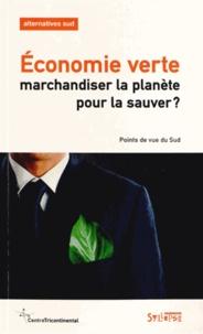 Bernard Duterme - Alternatives Sud Volume 20-2013/1 : Economie verte : marchandiser la planète pour la sauver ? - Points de vue du Sud.