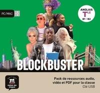 Frédéric Chotard - Anglais Tle B1-B2 Blockbuster. 1 Clé Usb