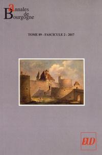 Dominique Le Page - Annales de Bourgogne N° 354, avril-juin 2 : .