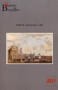 Dominique Le Page - Annales de Bourgogne N° 356, janvier-mars : .