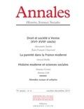EHESS - Annales Histoire, Sciences Sociales N° 2015/4 : .