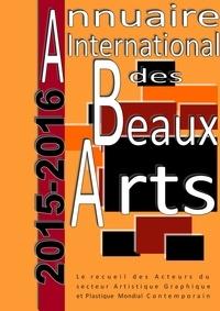 Annuaire international des Beaux Arts 2015-2016.pdf