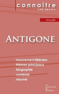 Jean Anouilh - Antigone - Fiche de lecture.