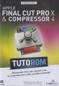 Gérard Trilles - Apple Final Cut Pro X & Compressor 4. 1 Cédérom