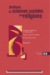 André Mary - Archives de sciences sociales des religions N° 138, Avril-Juin 2 : .