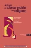 André Mary et Pierre Lassave - Archives de sciences sociales des religions N° 144, Octobre-déce : .