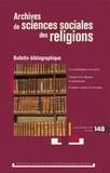 André Mary - Archives de sciences sociales des religions N° 148, Octobre-déce : .