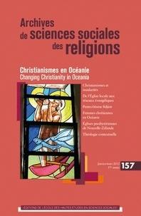 Yannick Fer et Simon Coleman - Archives de sciences sociales des religions N° 157, janvier-mars : Christianismes en Océanie.