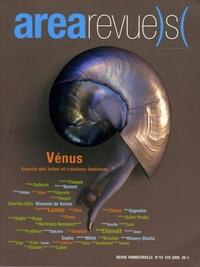 Marie-Jo Bonnet et Isabelle Gaulon - Area revue)s( N° 10 Eté 2005 : Vénus - Aspects des luttes et créations féminines.