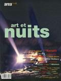 Ella Tozo-Waldmann et Max Schreck - Area revue)s( N° 13, Automne-Hiver : Art et nuits.
