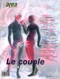 Alin Avila - Area revue)s( N° 27, autonme 2012 : Le couple à l'oeuvre.