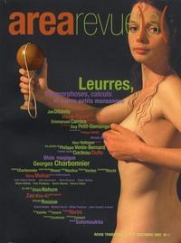 Jan Dibbets et Emmanuel Carrère - Area revue)s( N° 6, Décembre 2003 : Leurres, métamorphoses, calculs et autres petits mensonges.