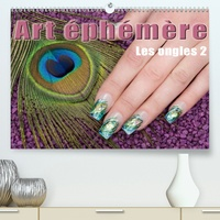 Christoph Hähnel - Art éphémère – Les ongles 2 (Calendrier supérieur 2020 DIN A2 horizontal) - La manucure (Calendrier mensuel, 14 Pages ).