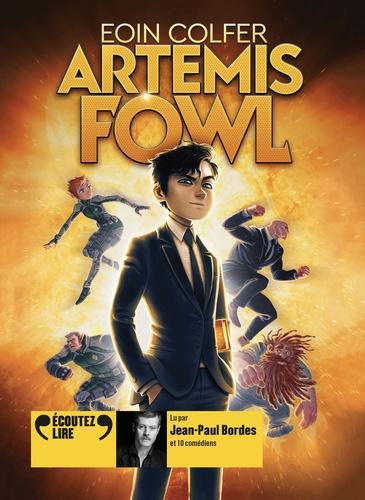Artemis Fowl  -  avec 1 CD audio MP3