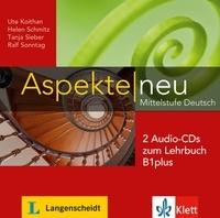 Ute Koithan et Helen Schmitz - Aspekte neu B1 plus. 2 CD audio
