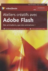Ateliers créatifs avec Adobe Flash - DVD-ROM.pdf