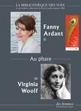 Virginia Woolf - Au phare. 1 CD audio
