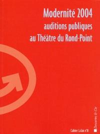 Philippe Lemoine et Edgar Morin - Auditions publiques - Modernité 2004.