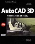 Jean-Pierre Couwenbergh - AutoCad 3D - Modélisation et rendu.