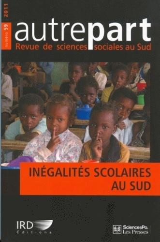 Nolwen Henaff et Marie-France Lange - Autrepart N° 59, 2011 : Inégalités scolaires au Sud.