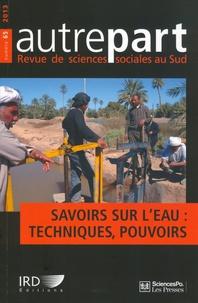 Autrepart N° 65, 2013.pdf