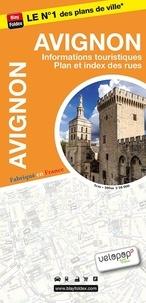 Avignon, informations touristiques, plan et index des rues - 1/10 000.pdf