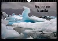 Cyril Rakowski - CALVENDO Nature  : Balade en Islande (Calendrier mural 2020 DIN A4 horizontal) - L'Islande en 12 photos (Calendrier mensuel, 14 Pages ).