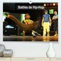 Alain Hanel - Battles de Hip-Hop (Calendrier supérieur 2020 DIN A2 horizontal) - Break the floor au Palais des Festivals de Cannes. (Calendrier mensuel, 14 Pages ).