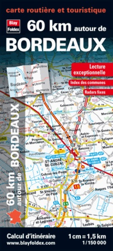 XXX - Bf 60 km autour de bordeaux.