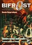 Claude Ecken et Thierry Di Rollo - Bifrost N° 42 : Spécial anniversaire - 10 Auteurs soufflent nos 10 bougies.