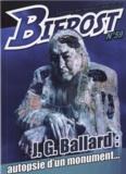Jean-Pierre Andrevon et J-G Ballard - Bifrost N° 59 : J.G. Ballard : autopsie d'un monument.