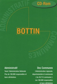 Juris Classeur - Bottin administratif des communes et de l'intercommunalité - CD-ROM.