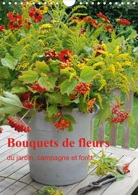 Friederike Take - Bouquets de fleurs du jardin, campagne et forêt (Calendrier mural 2020 DIN A4 vertical) - Bouquets de fleurs naturelles, arrangés avec amour (Calendrier mensuel, 14 Pages ).