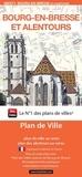 Blay-Foldex - Bourg-en-Bresse et alentours - 1/10 000 ; 1/125 000.