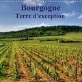 Didier Sibourg - Bourgogne terre d'exception - La Bourgogne magnifique région aux vignobles réputés. Calendrier mural.
