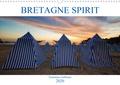 Dominique Guillaume - CALVENDO Places  : Bretagne Spirit (Calendrier mural 2020 DIN A3 horizontal) - La Bretagne en couleurs, côté Armor et Argoat (Calendrier mensuel, 14 Pages ).