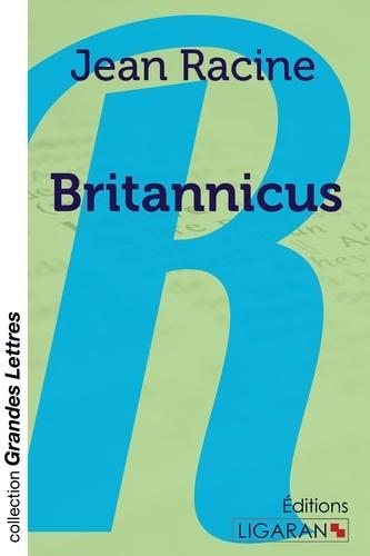 Britannicus Edition en gros caractères