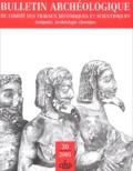 Ministère Education Nationale - Bulletin Archéologique N° 30 / 2003 : .