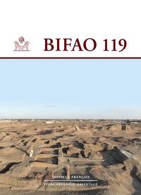 IFAO - Bulletin de l'IFAO N° 119 : .