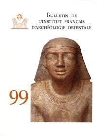 Michel Baud - Bulletin de l'IFAO N° 99/1999 : .