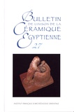 Sylvie Marchand - Bulletin de liaison de la céramique égyptienne N° 27 : .
