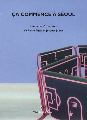 Pierre Alféri et Jacques Julien - Ca commence à Séoul. 1 DVD