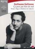 Guillaume Gallienne - Ca peut pas faire de mal - Proust, Hugo et Madame de Lafayette. 2 CD audio MP3