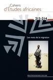 Jean-Loup Amselle - Cahiers d'études africaines N° 213-214/2014 : Les mots de la migration.