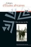 EHESS - Cahiers d'études africaines N° 226/2017 : .