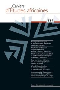 Cahiers détudes africaines N° 235/2019.pdf