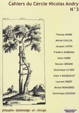 Thomas Apard et Jacques Caton - Cahiers du Cercle Nicolas Andry N° 3 : .